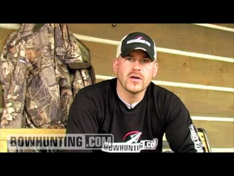 Wisconsin Bow Hunting Buck Harvest 2009