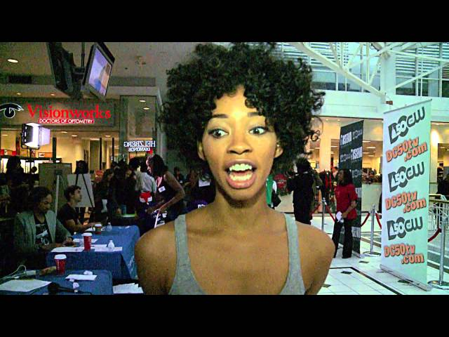 America's Next Top Model 2013 Auditions: Best Walk