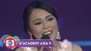 CALON JUARA!! SELFI Sempurna Bawakan CINTA RAHASIA. 6 Standing Ovation | DA Asia 4