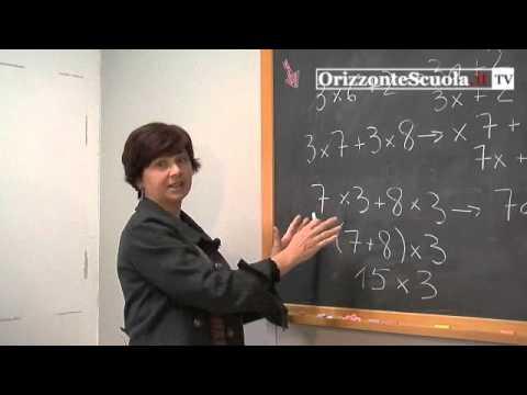Matematica alle elementari, insegnare partendo dall'esperienza: le espressioni