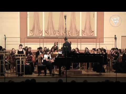 Иоганн Себастьян Бах - Бранденбургский концерт № 3 соль мажор (1718?)
