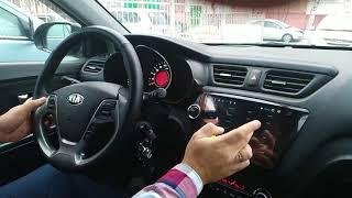 Установка магнитолы Infidini Киа Рио 3. Ч.3. Настройка кнопок на руле.