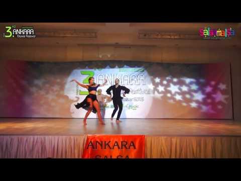 Talal & Edyta Dance Performance Show | AIDC-2015