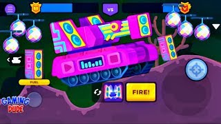 Tank Stars Update - DUBSTEP Tank Unlocked | Disco Ball Booster | (iOS, Android)
