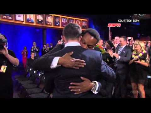Raw: Texas A&M's Manziel Wins Heisman Trophy