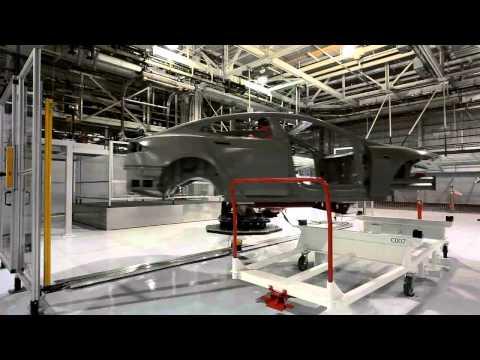 Batteries, Suspension & Body in Tesla Model S