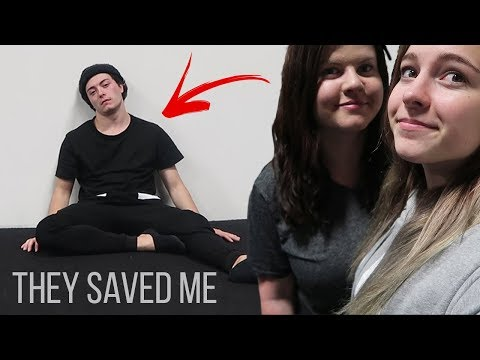 I WAS POSSESSED!! *THEY SAVED ME*