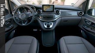 2019 Mercedes-Benz V-Class 300 d 4MATIC Interior