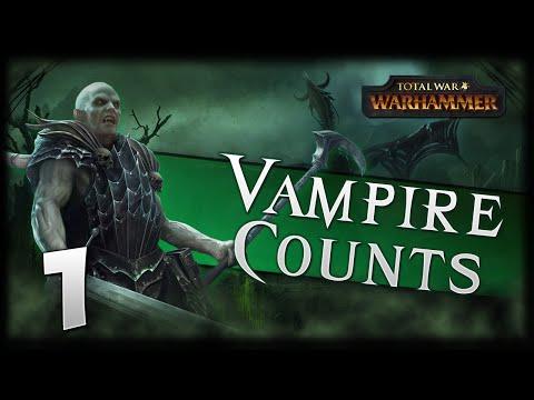VON CARSTEIN'S RISING! Total War: Warhammer - Vampire Counts Campaign #1