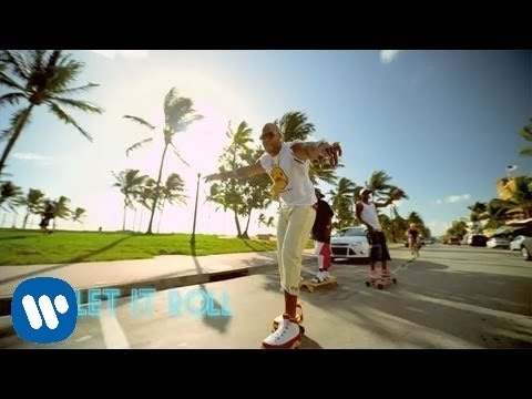Flo Rida - Let It Roll [official Video] video