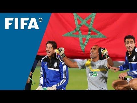 When a 'dream came true' in Morocco