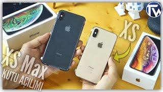 iPhone XS ve iPhone XS Max Kutu Açılımı - Türkiye'ye Ne Zaman Gelecek?