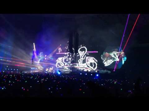 Coldplay 2017 LIVE in Hannover HDI Arena