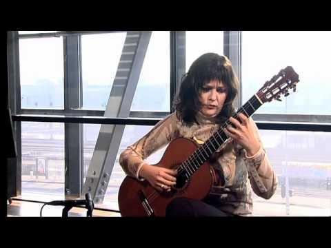 Irina Kulikova - Agustín Barrios Mangoré/ Valz nr. 4 opus 8