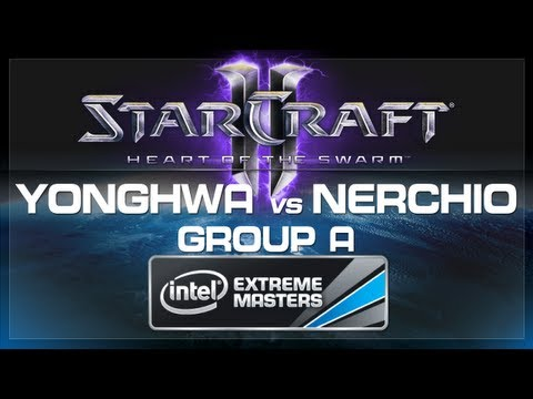 YongHwa vs Nerchio  - SC2 (Group A) - IEM World Championship 2013