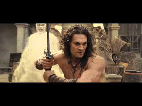 Conan 2011 Trailer - with