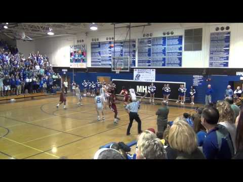 Ethan Turner #25 Junior Year Highlights-Mandeville High School 2013-2014