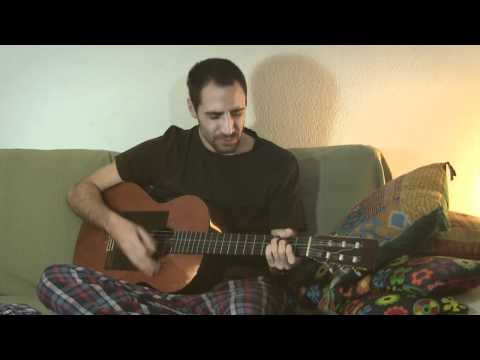 Lauryn Hill - I Used To Love Him  (cover by Alex Serra)