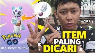 CARA DAPAT ITEM LANGKA SINNOH STONE !!! 「Pokemon GO Indonesia」