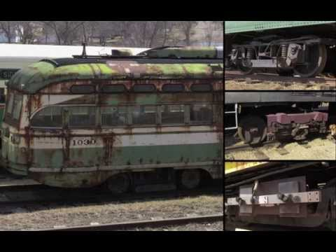 OLD CTA TRAINS &amp; MORE * FOX RIVER TROLLEY MUSEUM APRIL 2013 OPENS MAY 17, 2013 FOR THE SEASON