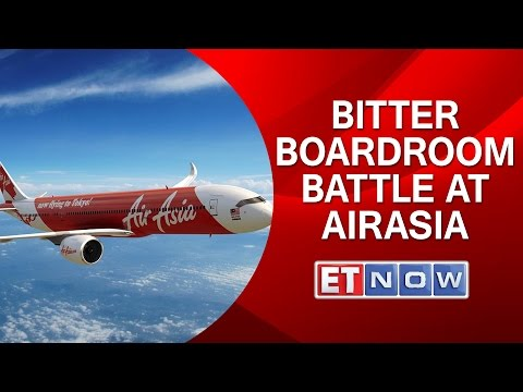 AirAsia : Indian carrier Controlled by Malaysian Parent? | Boardroom Battle
