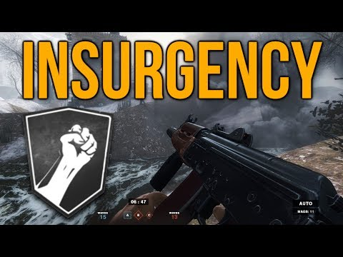 Insurgency - Hardcore Tactical Shooter PC Game (Indie Game I found at PAX)