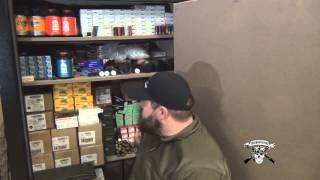 Changing Carry Ammo and Ammunition Storage