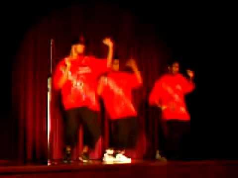 CASHCLIP performs for Hiram high school 2008