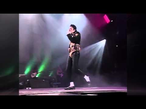 Michael Jackson - Jam - Live Dangerous Tour In Mexico 1993 -...