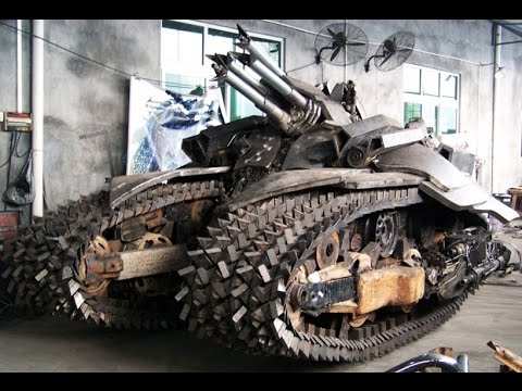 Los 5 Tanques De Guerra Mas Poderosos Del Mundo