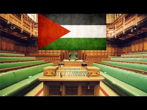UK Debate To Recognize Palestine As A State