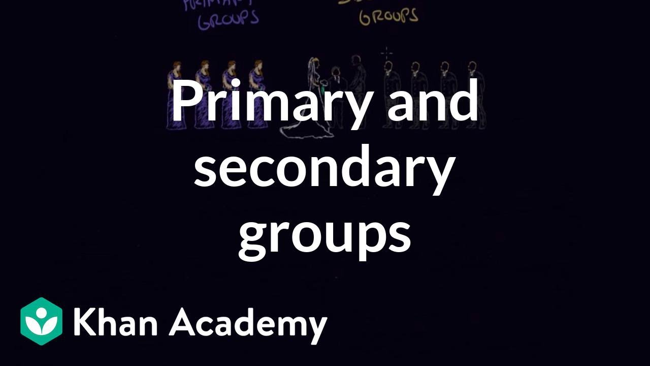 primary and secondary groups Each user entry lists the gid for its primary group  and group info in ldap all do  a search to find the groups a user is a member of at log in.