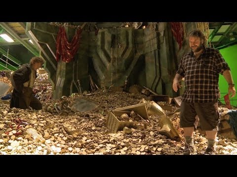 The Hobbit: The Desolation Of Smaug, Production Diary 12 video