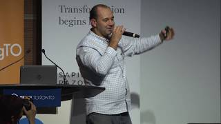 Yuli Shumsky of Toronto AdOps presents Setting yourself up for success
