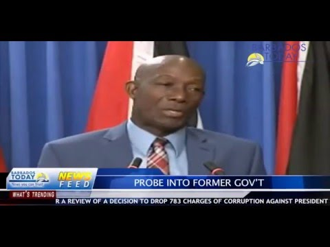 BARBADOS TODAY AFTERNOON UPDATE APRIL 29, 2016