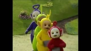 Teletubbies Dance Cover - Kun Anta