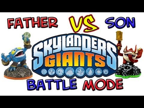 Skylanders Giants: Battle Mode - Part 6