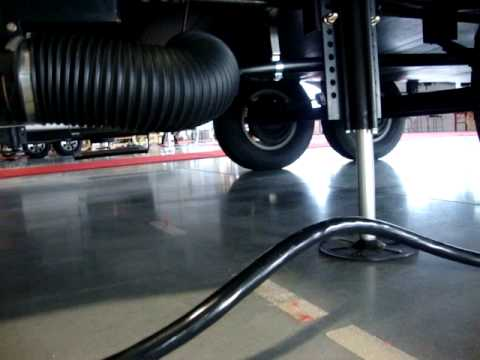 Keystone Montana Rv Hydraulic Leveling Jack Video By