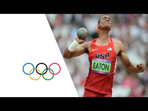 Athletics Men's Decathlon Day 1 - Highlights | London 2012 Olympics