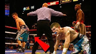 When Showboating Goes Wrong