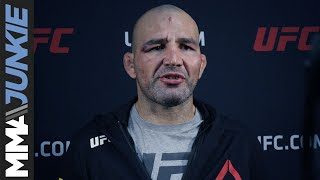 UFC on ESPN+ 16: Glover Teixeira full post-fight interview