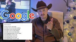I Google Myself and Answer the Webs Most Searched Questions