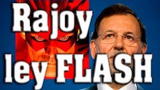 Declaraciones De Rajoy Investidura Puigdemont LA LEY FLASH (LA LEY MAS RAPIDA)- RAJOY-