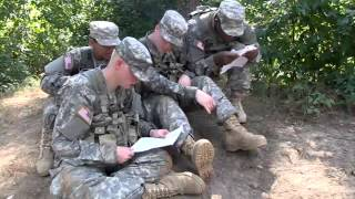 Basic Training/OSUT sand hill A1/19