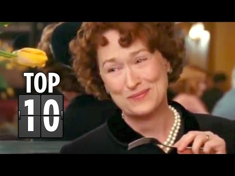 Top Ten Meryl Streep Roles in Movies - Film Actress HD