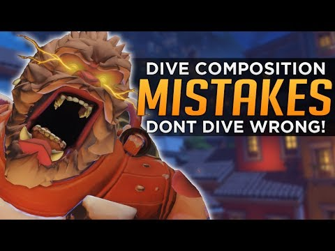 Overwatch: Dive Comp Misconceptions DEBUNKED!