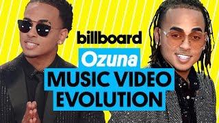 Ozuna Music Video Evolution: 'Si Te Dejas Llevar' to 'Me Dijeron''   Billboard