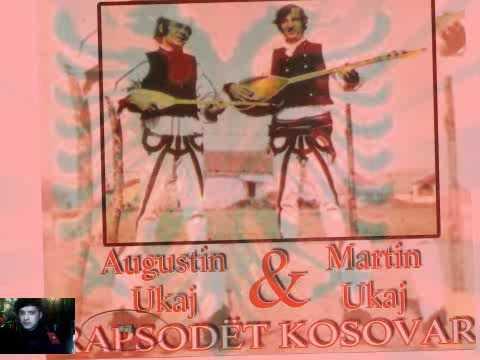 """Augustin Ukaj &Martin Ukaj""""ORIGJINAL Kanga e Zagrepit""""- - Sejda me Harmoniik"""