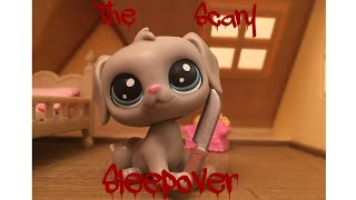 The Scary Sleepover 🔪 an lps short movie