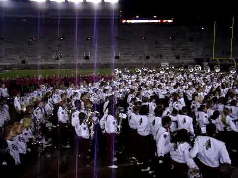 2008 FSU MARCHING CHIEFS  GARNET & GOLD HYMN